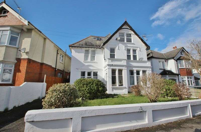 2 Bedrooms Flat for sale in Linwood Road, Bournemouth