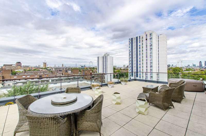 1 Bedroom Flat for sale in Kennington, Kennington, SE11