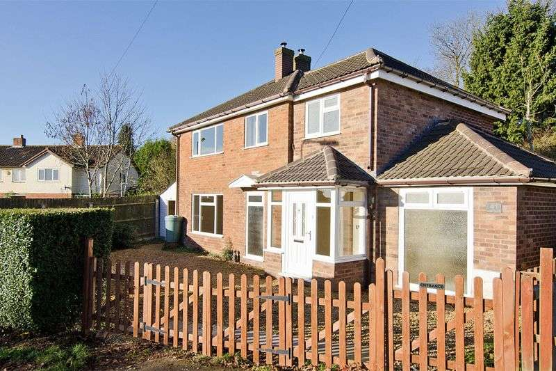 4 Bedrooms Detached House for sale in Baker Street, Burntwood