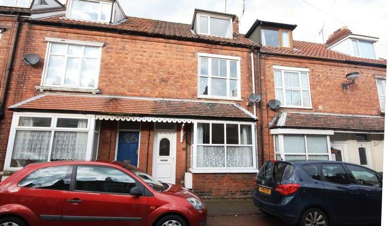 3 Bedrooms Terraced House for sale in Brook Street, Driffield