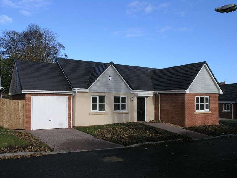2 Bedrooms Detached Bungalow for sale in New Development 'Algar Grange', Off Dudley Road, Sedgley