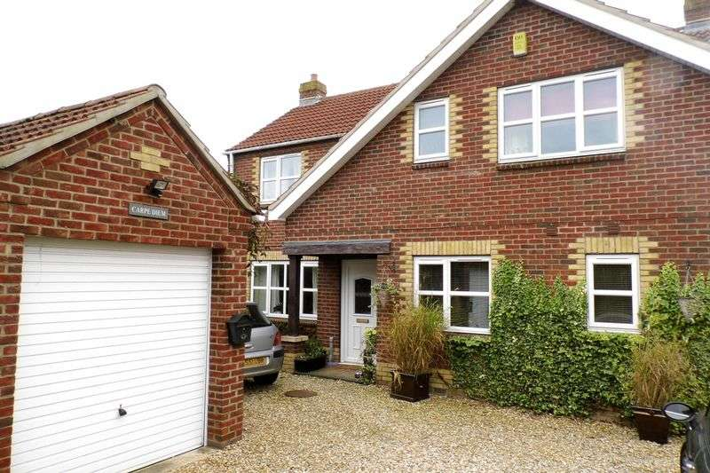 4 Bedrooms Detached House for sale in Gainsborough Road, MIDDLE RASEN