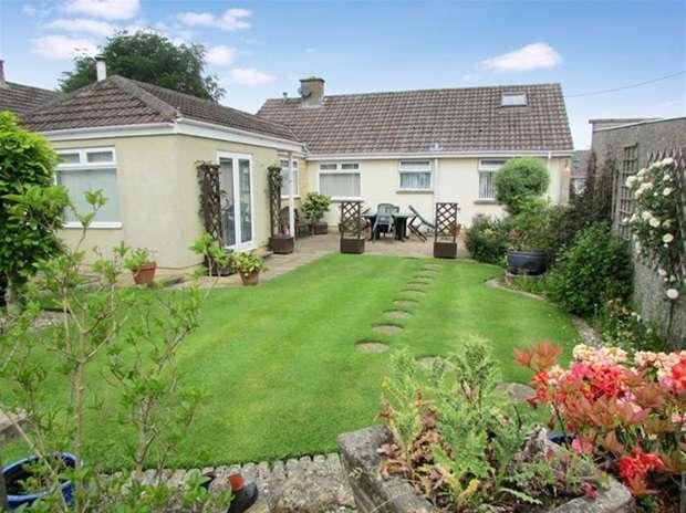 3 Bedrooms Detached Bungalow for sale in Tellisford Lane, Norton St. Philip, Bath