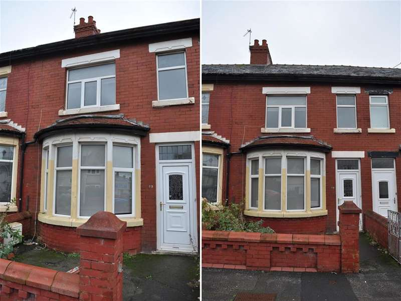 3 Bedrooms Terraced House for sale in Levens Grove, Blackpool, FY1 5PP