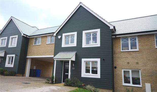 4 Bedrooms Terraced House for sale in Rana Drive, Church Crookham, Hampshire