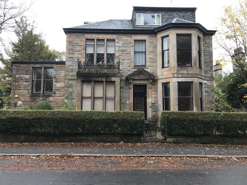 2 Bedrooms Apartment Flat for sale in Carriagehill Drive, Paisley