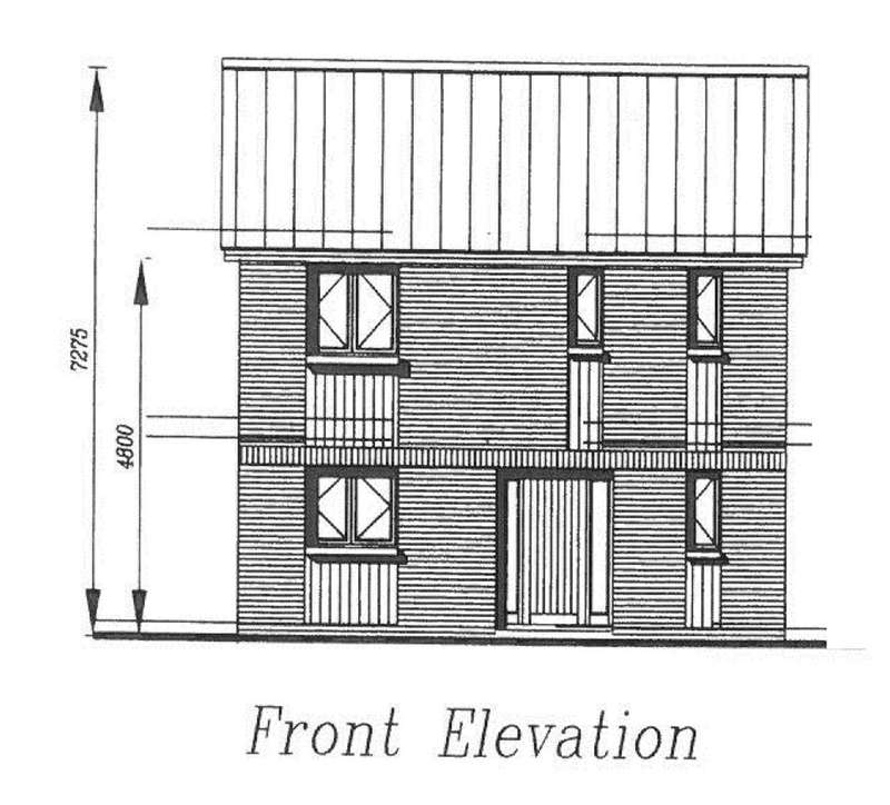 2 Bedrooms Plot Commercial for sale in Building Plot At Mount Way, Chepstow