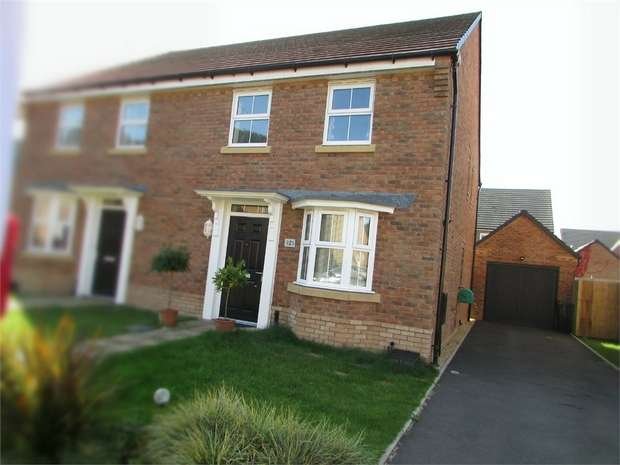 3 Bedrooms Semi Detached House for sale in Ocean View, Jersey Marine, Swansea, West Glamorgan