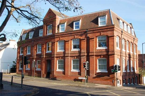 2 Bedrooms Flat for sale in 2 Upper Marlborough Road, St Albans, Hertfordshire