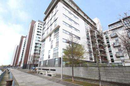 2 Bedrooms Flat for sale in Castlebank Place, Glasgow Harbour, Glasgow
