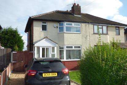 3 Bedrooms Semi Detached House for sale in Grange Drive, Penketh, Warrington, Cheshire