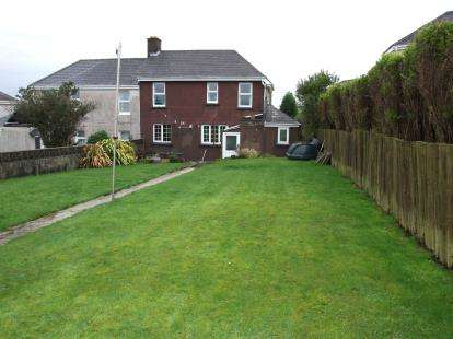4 Bedrooms End Of Terrace House for sale in Indian Queens, St. Columb, Cornwall