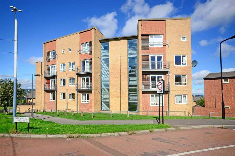 2 Bedrooms Property for sale in Park Grange Mount, Sheffield, S2