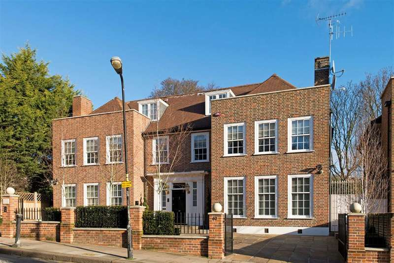7 Bedrooms House for rent in Frognal, London, NW3