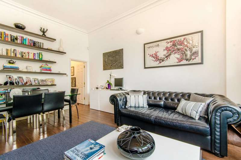 2 Bedrooms Flat for sale in Queens Drive, Finsbury Park, N4