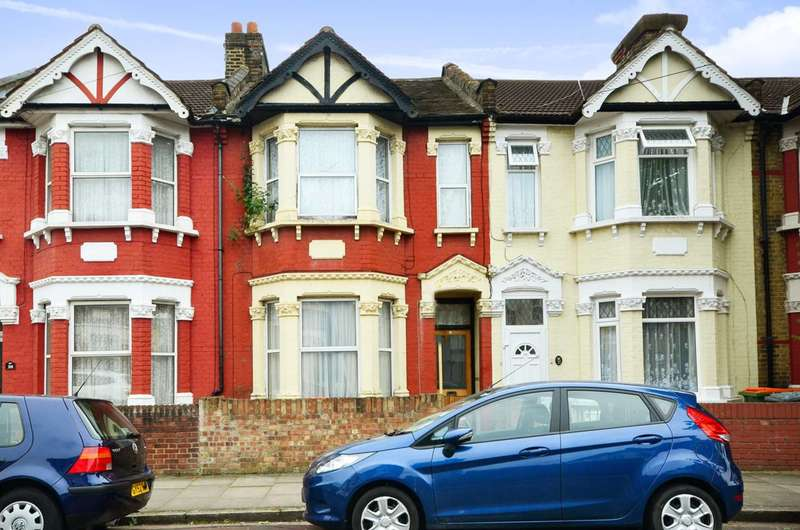 2 Bedrooms Flat for sale in Wanlip Road, Plaistow, E13
