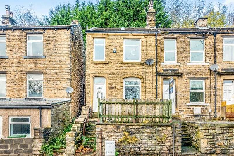 2 Bedrooms House for sale in Lowergate, Huddersfield HD3