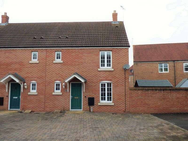 3 Bedrooms Semi Detached House for sale in Coltishall Close, Quedgeley, Gloucester