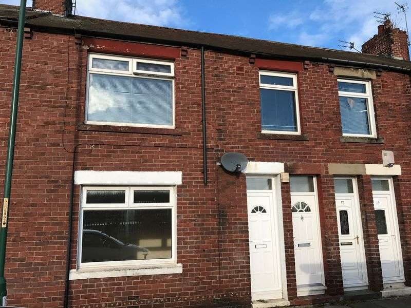 2 Bedrooms Flat for sale in Red House Road, Hebburn