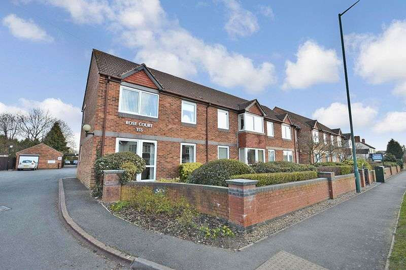 1 Bedroom Retirement Property for sale in Rose Court, Balsall Common, CV7 7ES