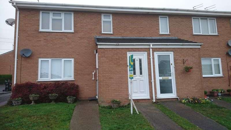 1 Bedroom Flat for sale in Aldergrove Place, Wrexham