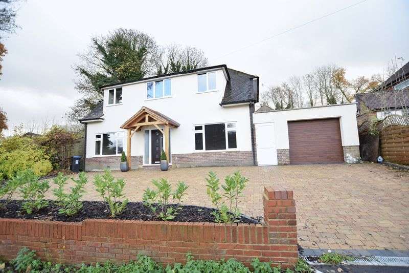 4 Bedrooms Detached House for sale in Redbourn road VIEWING HIGHLY RECOMMENDED