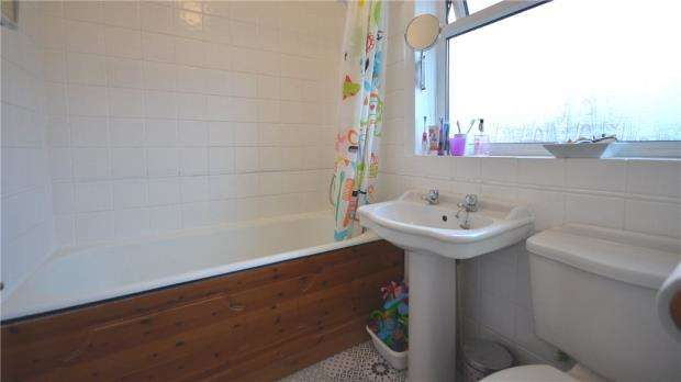 3 Bedrooms Terraced House for sale in Lucas Close, Yateley, Hampshire