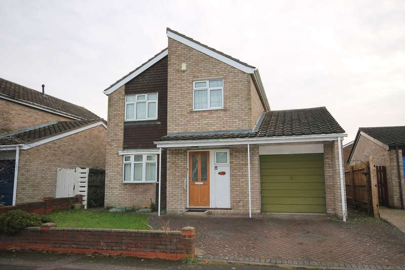 4 Bedrooms Detached House for sale in Tamworth Road, Bedford, MK41