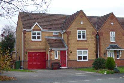 4 Bedrooms Detached House for sale in Shorwell Close, Lingley Green, Warrington, Cheshire