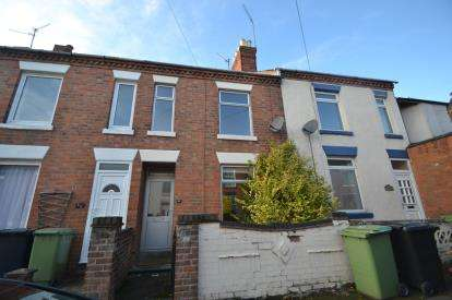 3 Bedrooms Terraced House for sale in Avenue Road, Wellingborough, Northamptonshire