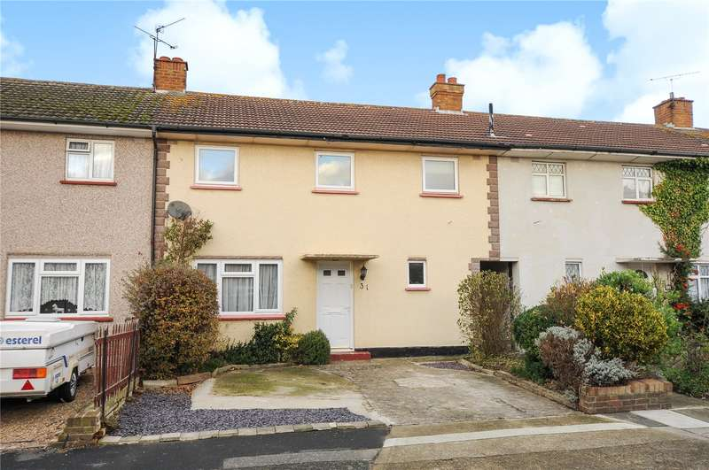 3 Bedrooms Terraced House for sale in Briar Way, West Drayton, Middlesex, UB7