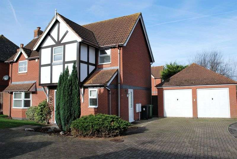 4 Bedrooms Detached House for sale in Wantage