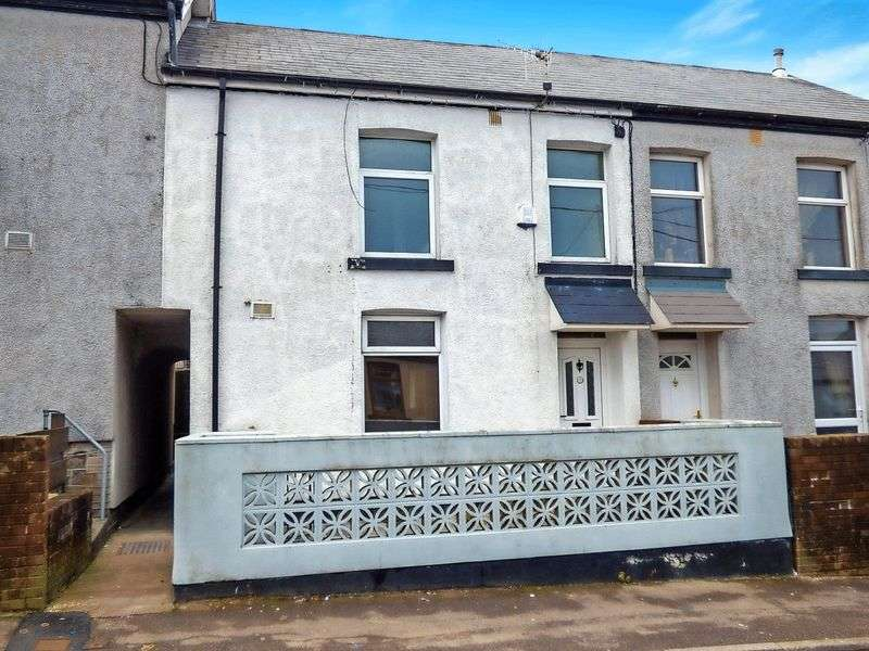 3 Bedrooms Terraced House for sale in Heol Ceiriog, CF39 0PR