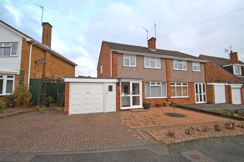 3 Bedrooms Semi Detached House for sale in Alcester Road, Lickey End. Bromsgrove