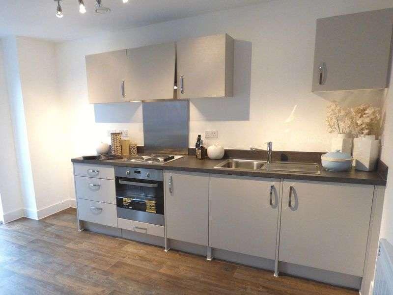 2 Bedrooms Flat for sale in Greyfriars Quarter, Gloucester GL1 1HT