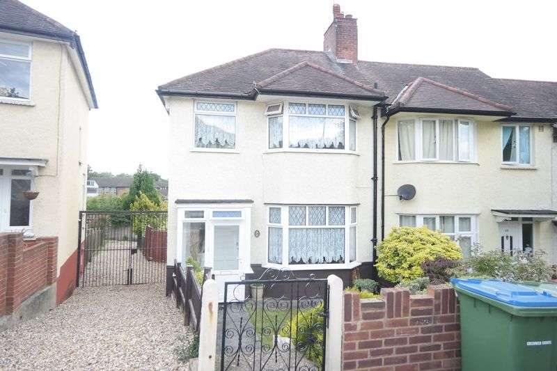 3 Bedrooms Terraced House for sale in Ankerdine Crescent, Shooters Hill