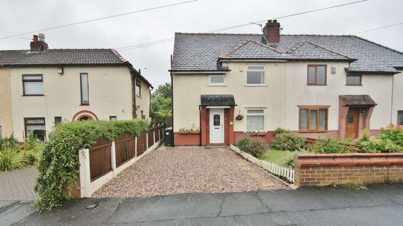 2 Bedrooms Semi Detached House for sale in Melrose Road, Little Lever BL3 1DX