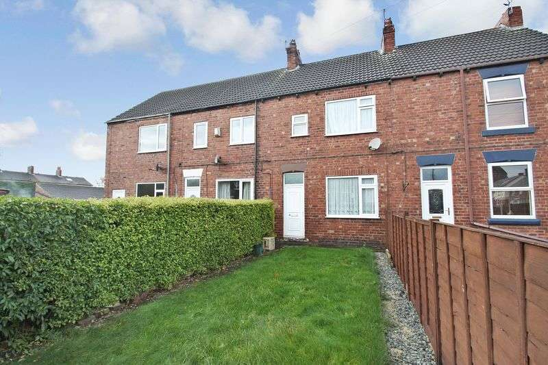 3 Bedrooms Terraced House for sale in Church View, Featherstone