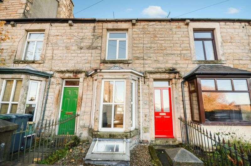 2 Bedrooms Terraced House for sale in 14 Rydal Road, Lancaster, LA1 3HA