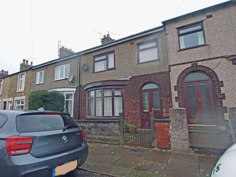 3 Bedrooms Terraced House for sale in Connaught Road, South Lancaster