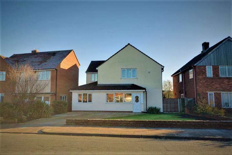 4 Bedrooms House for sale in Osborne Road, Ainsdale, Southport, PR8 2RJ
