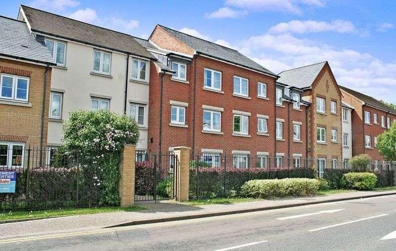 1 Bedroom Flat for sale in Albert Court,Railway Street, Braintree: NO CHAIN one bed first floor retirement apartment