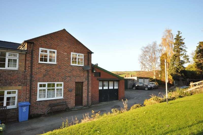3 Bedrooms Terraced House for sale in Institute Row, Grosmont, Whitby