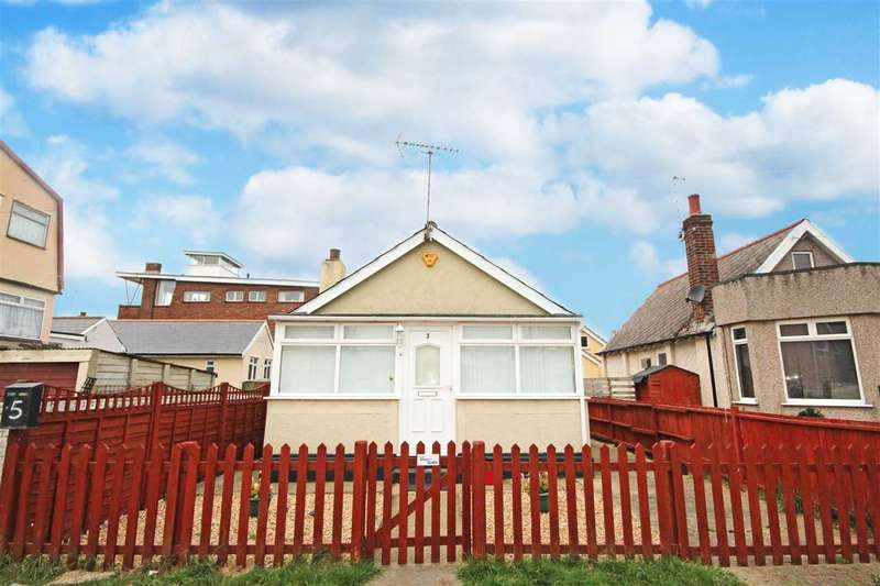 2 Bedrooms Bungalow for sale in Sea Holly Way, Jaywick