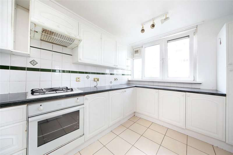 3 Bedrooms Flat for sale in Knowles House, 7 Neville Gill Close, Wandsworth, London, SW18