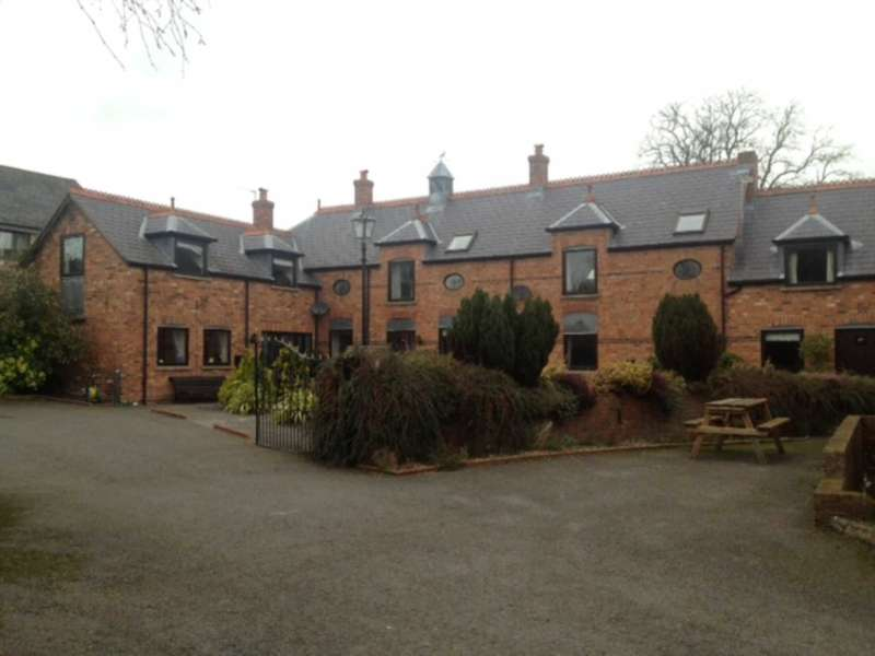 2 Bedrooms Mews House for sale in Ash Grove Cottages, North Street, Caerwys, Nr Mold. CH7 5AW