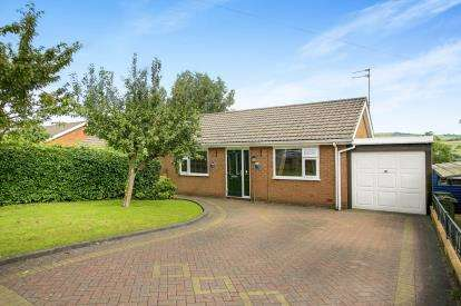 2 Bedrooms Bungalow for sale in Meadow Lane, Disley, Stockport, Cheshire