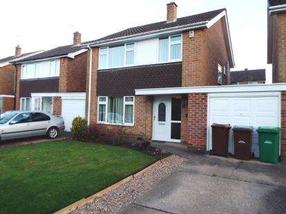 3 Bedrooms Detached House for sale in Romney Avenue, Wollaton, Nottingham, Nottinghamshire