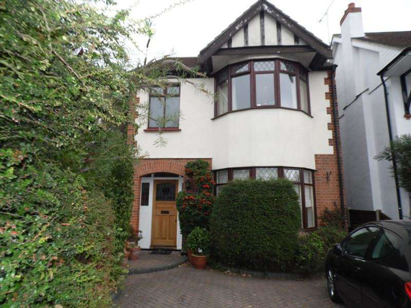 3 Bedrooms Detached House for sale in Westleigh Avenue, Leigh-On-Sea