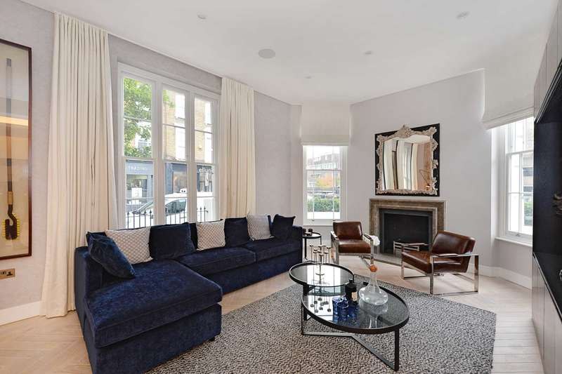 3 Bedrooms Apartment Flat for sale in Westbourne Park Villas, London